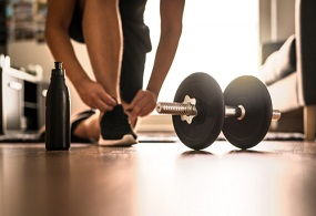 How to Finance Home Gym Equipment with a Personal Loan?